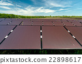 Solar panel - photovoltaic 22898617