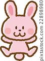 一隻兔子 22898980