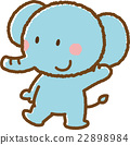 elephant, elephants, animal 22898984