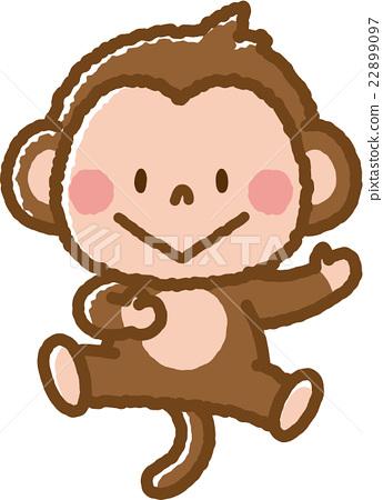 一隻猴子 22899097