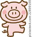 一頭豬 22899100