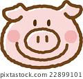 一頭豬 22899101