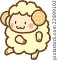 一只羊 22899102