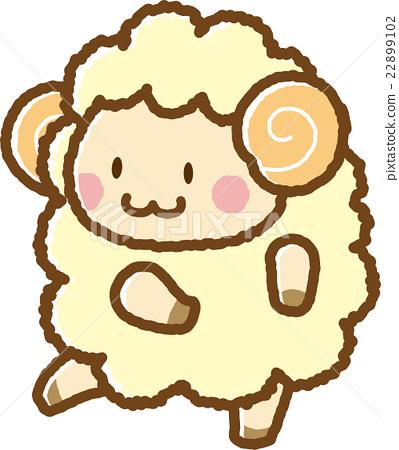一隻羊 22899102