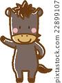 馬 馬兒 動物 22899107