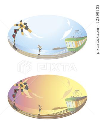 火車和大海 22899205