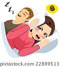 Man Snoring Noise 22899513