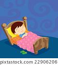 boy sleep sweet dream 22906206