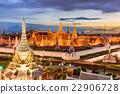 bangkok palace temple 22906728