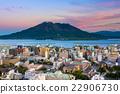Kagoshima, Japan Skyline 22906730