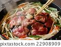jingisukan, foods, food 22908909