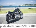 摩托車 自行車 腳踏車 22909380