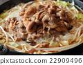 jingisukan, foods, food 22909496