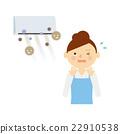 空調 空調器 變態反應 22910538