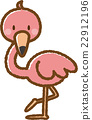 flamingo, flamingoes, flamingos 22912196