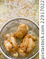 chicken karaage, fried food, fry 22917022