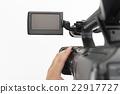 攝像機_ compact_手持 22917727