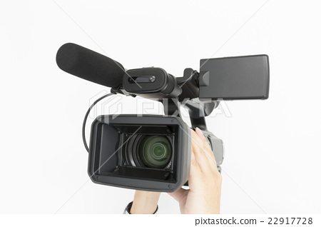 Video camera _ compact_ hand held 22917728