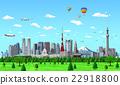 東京 晴空塔 東京鐵塔 22918800
