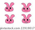 여러가지 토끼 22919017