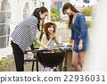 肖像 女性 女 22936031