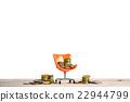 椅子 钱币 钱 22944799