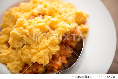 煎蛋飯 22948378