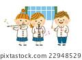 高中生 風儀器 俱樂部活動 22948529