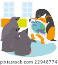 Tell the Adelie penguin nurseries to read 22948774