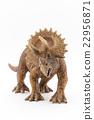 triceratops, dinosaur, toys 22956871