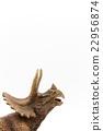 triceratops, dinosaur, toys 22956874