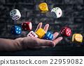 骰子 玩具 任意 22959082