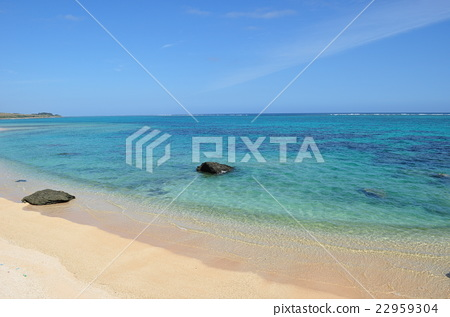 旅游胜地 海洋 海 22959304
