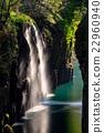 manai, waterfall, water 22960940