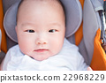 cute baby face 22968229