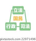 벡터, 도면, 도형 22971496