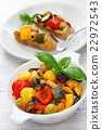 caponata, vegetables, vegetable 22972543