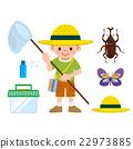 昆蟲採集 男孩 男孩們 22973885