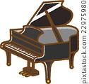 鋼琴 器具 儀器 22975980