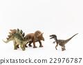 stegosaurus, triceratops, dinosaur 22976787