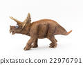 Eyeball seal · Triceratops: Wiggly-eyed triceratops 22976791
