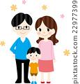 family 3 Person 22977399