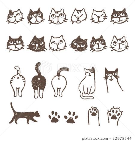 猫 猫咪 小猫 22978544