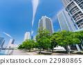 横滨高层公寓新鲜绿色 22980865