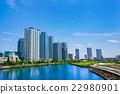 요코하마 고층 아파트 22980901