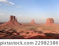 monument, valley, sandstone 22982386