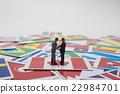 ธงชาติ,นักธุรกิจ,โลก 22984701