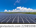 光伏 太阳能 太阳能板 22985098