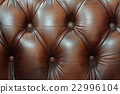 Classic brown leather texture. 22996104