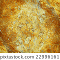 Old grunge yellow wall background. 22996161